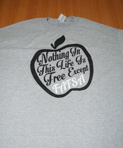 FAFSA 2 Shirt