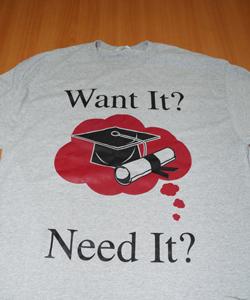 Want It Shirt